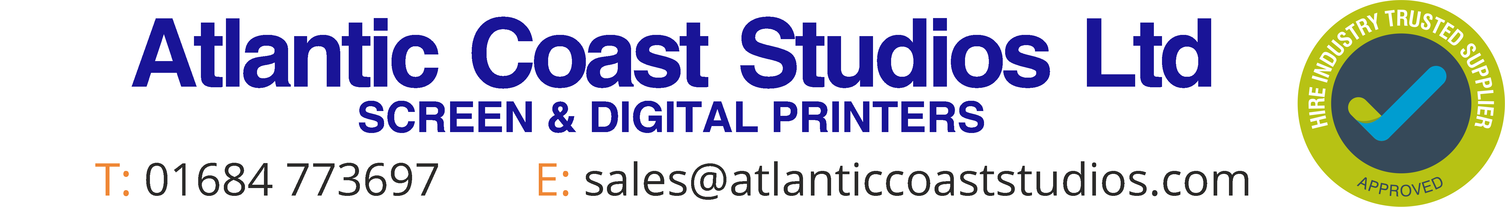 Atlantic Coast Studios Screen and Digital Printers