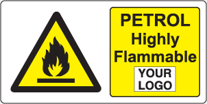 Petrol - Highly Flammable