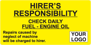 Hirer's Responsibility