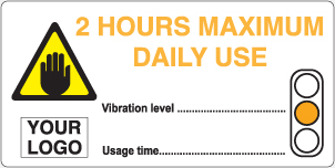 2 hours maximum daily use