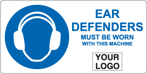 Ear defenders must be worn