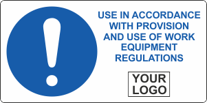 Use of work equipment regulations