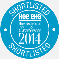 Shortlisted for HAE Awards 2014