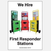 First Responder Stations