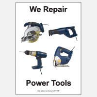 We Repair Power Tools