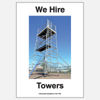 We Hire Towers