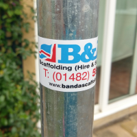 Scaffolding Stickers